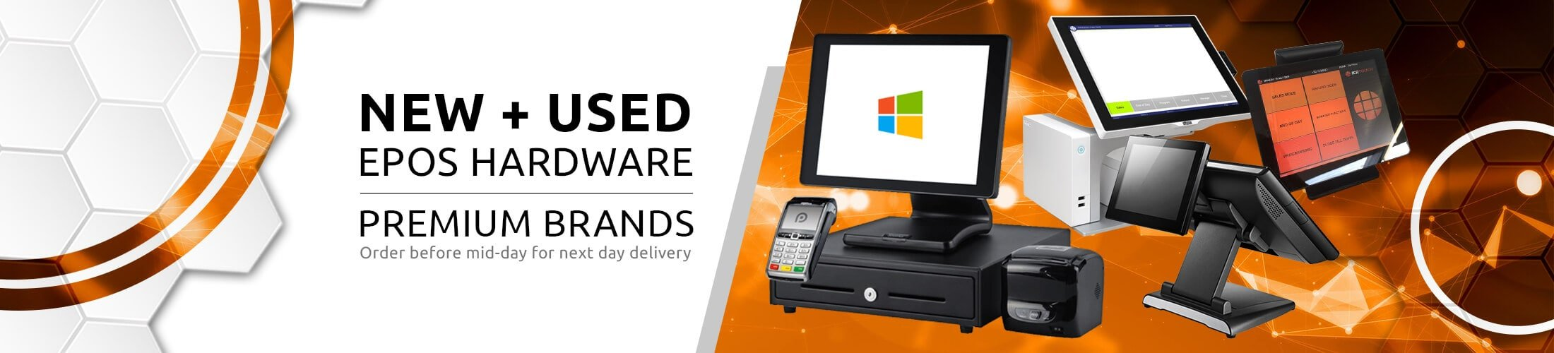 New & Used Epos Hardware